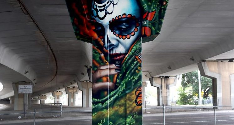 San Antonio's Street Art Initiative Transforms the Cityscape