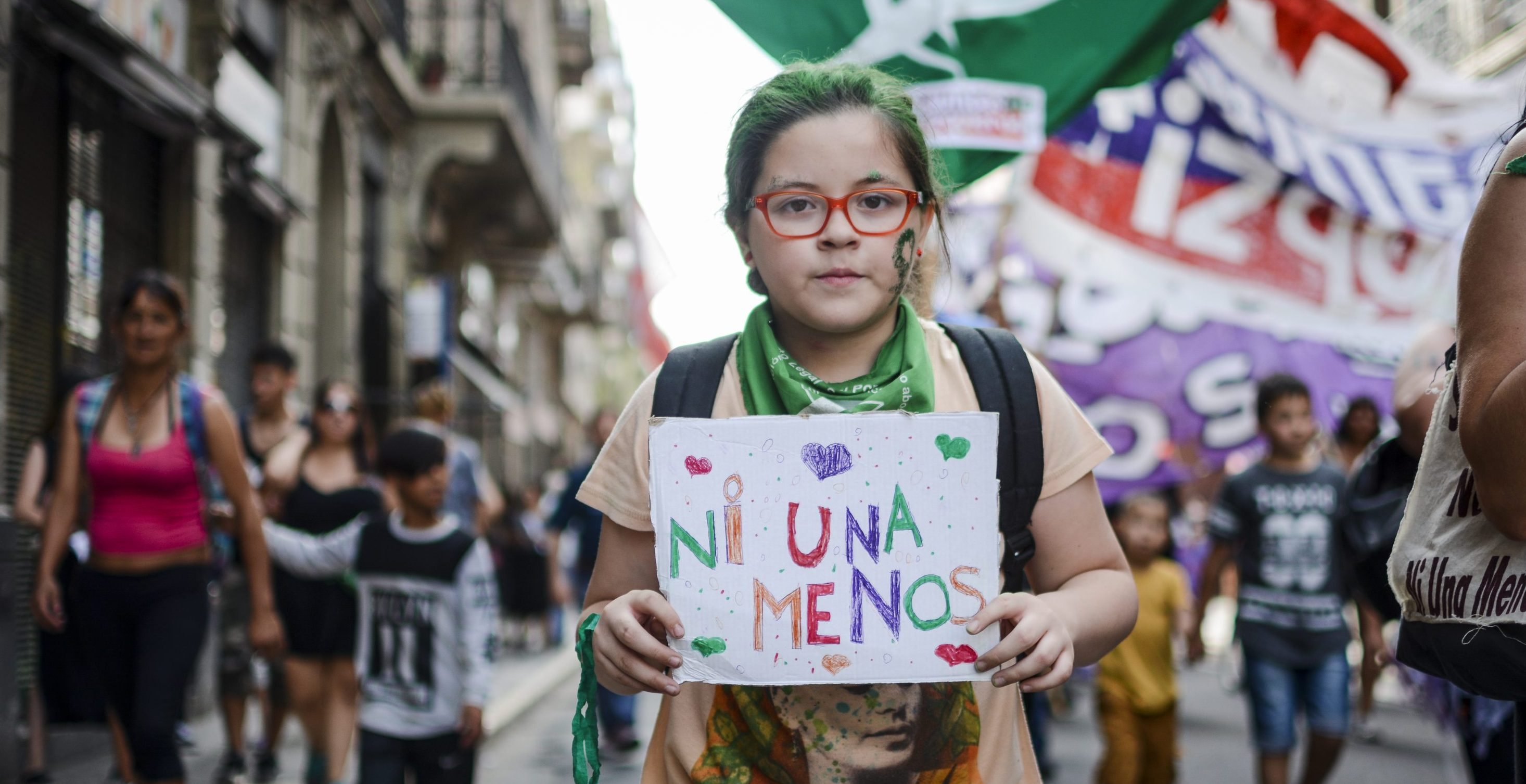 Women in Argentina March for Economic Security and Rights