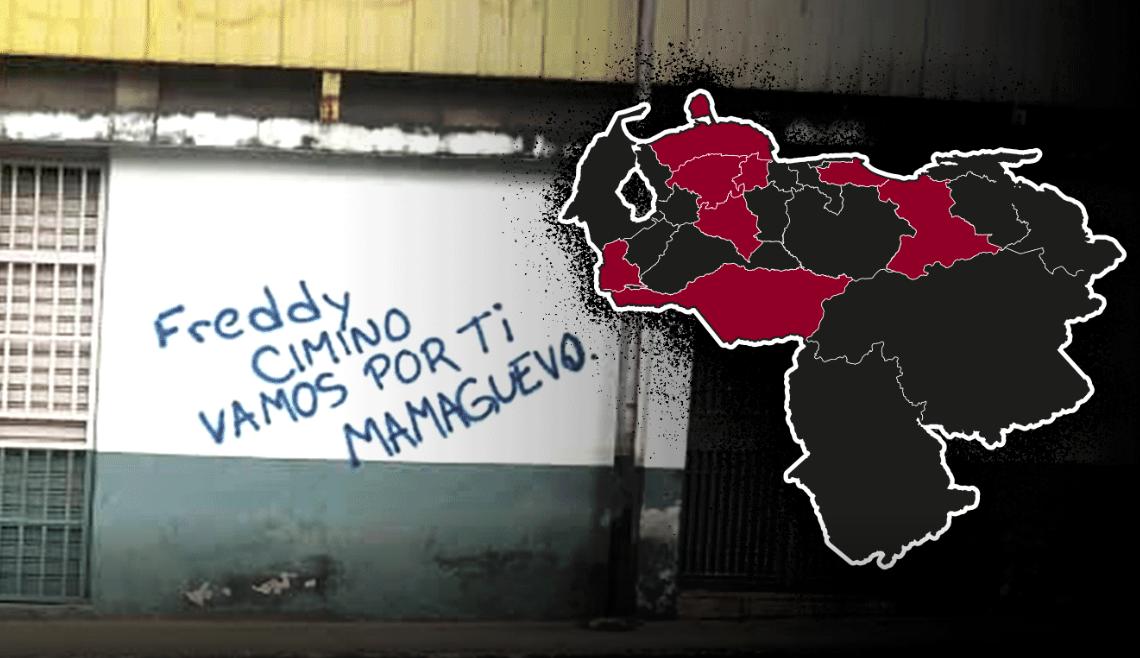 Graffiti is Venezuela's New Tool of Fear